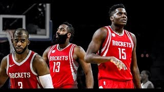"2018/2019 Houston Rockets Hype Video - ""HOUSTONFORNICATION"" ᴴᴰ"