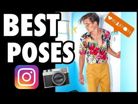 7 Best MODEL POSES for INSTAGRAM: How to Pose in Photos!
