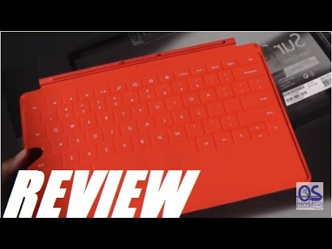 REVIEW: Microsoft Surface Touch Cover Keyboard
