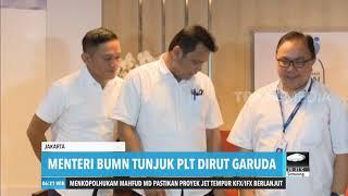 Manajemen Baru Garuda  Redaksi Pagi 131219