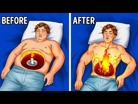 15-ways-to-lose-more-weight-while-sleeping
