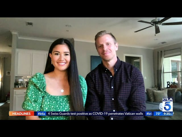 ""\""""The Bachelor"""" Alums Sean & Catherine Lowe on Their Secret to Loosing Quarantine Weight & More""640|480|?|en|2|56960e53c790800f867a867f265c54e8|False|UNLIKELY|0.37499338388442993