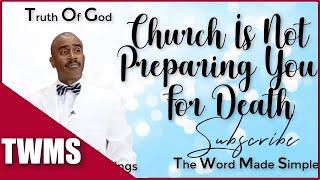 Apostle Gino Jennings - Religion is designed to make MAN RICH Thank...