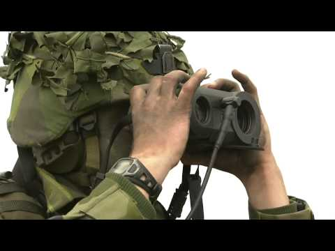 Saab at the Swedish  Land Warfare Demonstration days 2012