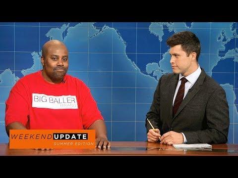 Weekend Update: LaVar Ball on Big Baller Brand - SNL