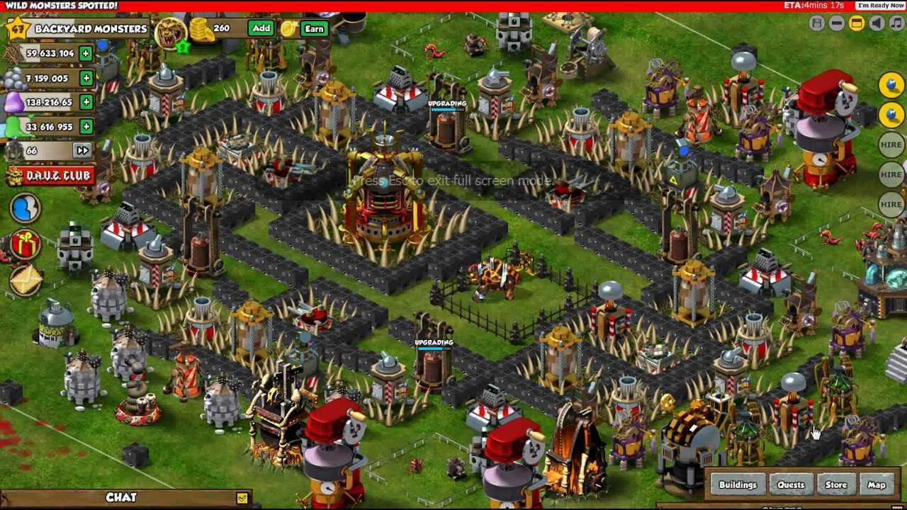 57 teratorn v s lvl 8 aerial defence and lvl 4 fortified