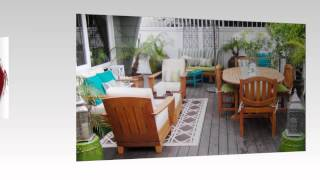 Get The Best Idea In Decorating Wood Patio Furniture | My Modern Outdoor Furniture Gallery