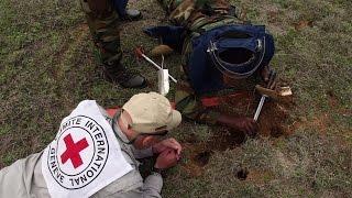 ICRC Demining Support in Ethiopia