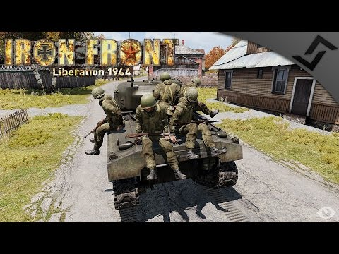 Band of Brothers: Replacements & Crossroads - ARMA 3 Iron Front WW2 Mod - Full 1st Person