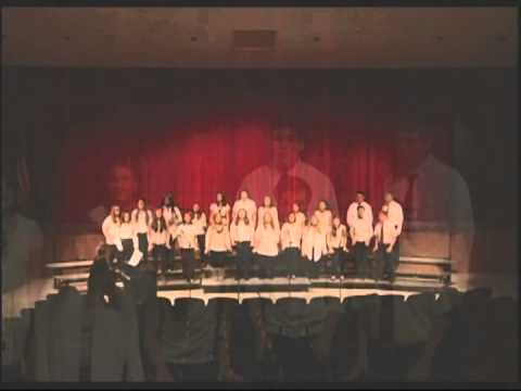 Mt Greylock Regional High School Choir 2014  Williamstown, MA