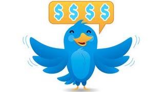 Twitter - Как Заработать Деньги на Твиттер