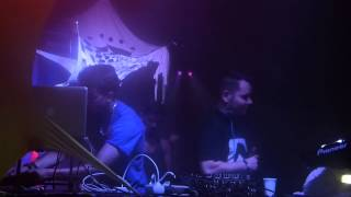 Ace Ventura - Electit - Kipi Vibration @ Burning Party Montpellier (World Trance)