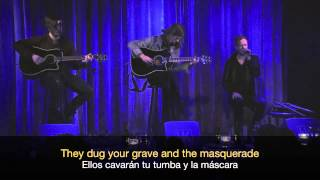 Imagine Dragons - Demons HD (Sub español - ingles)