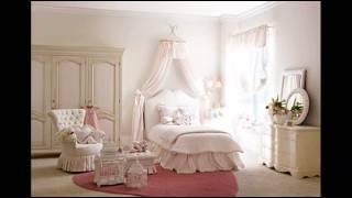 Элегантные детские кровати с балдахином(Балдахины для кроватей снова возвращаются в моду. Оригинально смотрятся балдахины над детскими кроваткам..., 2015-01-28T07:21:29.000Z)