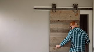 We Are Artisan Hardware | Sliding Barn Doors and Barn Door Hardware