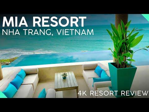 Mia Resort, Nha Trang【4K】PRISTINE 5-Star Resort Review