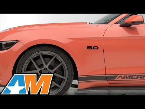 2015-2017 Mustang Ford Fender Emblem (GT) Review & Install