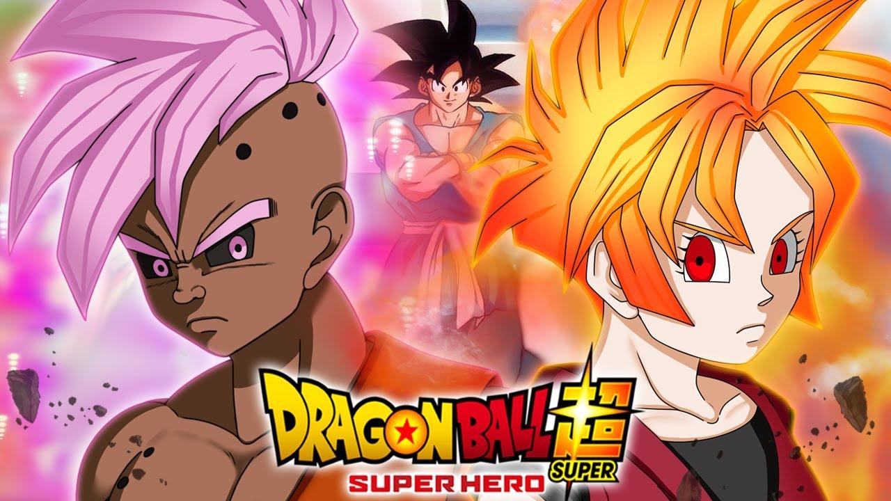 UUB et PAN les personnages INATTENDUS du FILM DRAGON BALL SUPER 2022 ! + leurs TRANSFORMATIONS !?