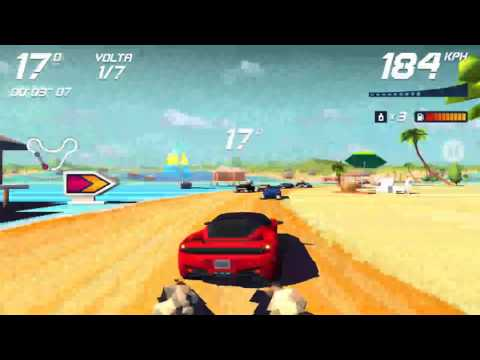 Horizon Chase - French Polynesia