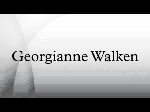 Georgianne Walken
