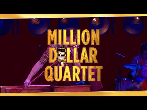 Million Dollar Quartet starring Martin Kemp