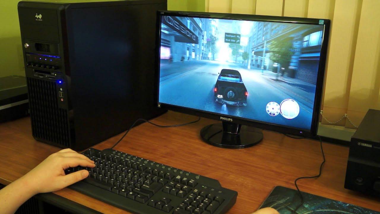 Купил новую видеокарту GigaByte GeForce GTX 1060 - YouTube