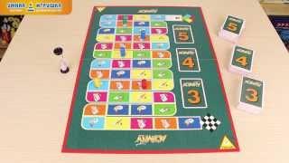 видео Настольная игра «Активити»