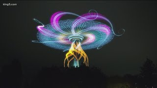 Watch: Seattle's virtual New Year's at the Needle show welcomes 2021