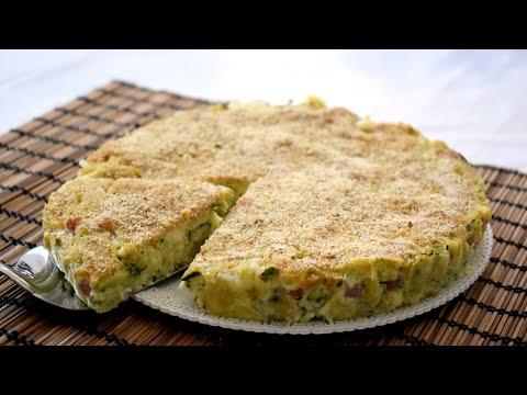 gateau-di-zucchine-e-patate-gratinate-al-forno---ricetta-facile-e-veloce