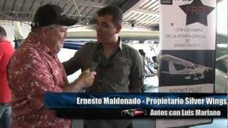 Autos Con Luis Mariano - Silver Wings