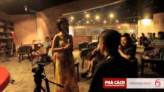 Phỏng vấn đạo diễn Đào Thanh Hưng về percussive fingerstyle guitar