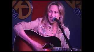 Sheryl Crow - Acoustic concert @ 99.1 WQIK Radio (12 Mar 2013)