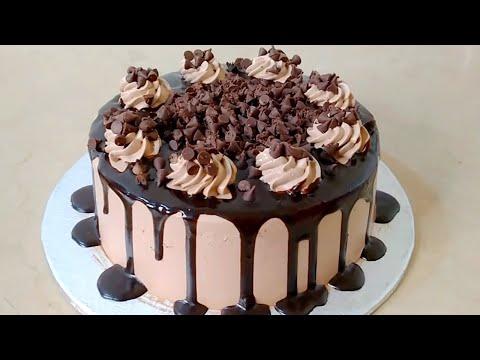 Best Chocolate Birthday Cake Recipe | Easy Birthday Cake Recipe | Baking Week Recipe #1