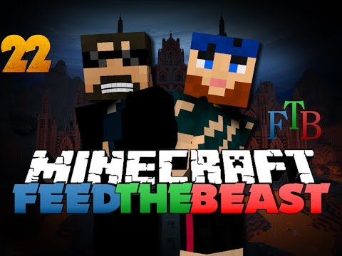 Minecraft Modded Survival - FTB 22 - THE BLAIR WITCH BATTLE fragman
