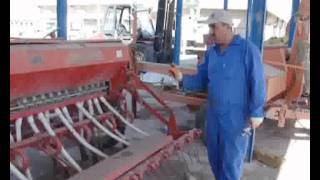 Maintenance of agricultural machinery before the start of a new agricultural season