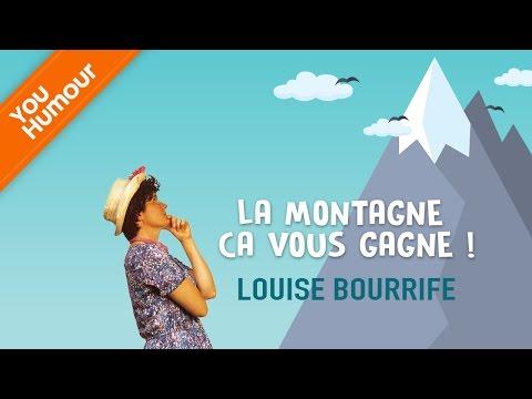 Louise BOURIFFE, La montagne