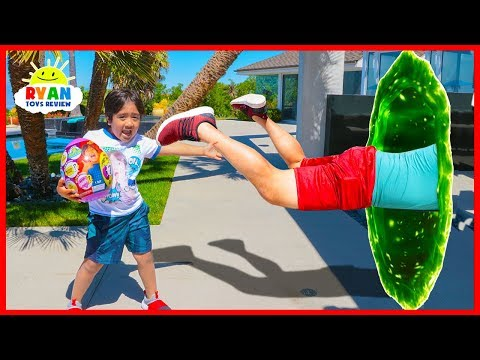 ryan-magic-toy-hunt-adventure-for-ryan's-world-giant-surprise-eggs!!!