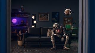 The Robot | Never Normal | Burrow