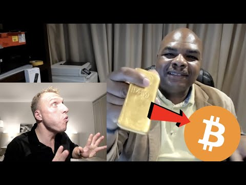 DAVINCIJ15 IS SELLING ALL HIS GOLD FOR BITCOIN!!!!!!!!!!!!! [at A Shocking BTC Price..]