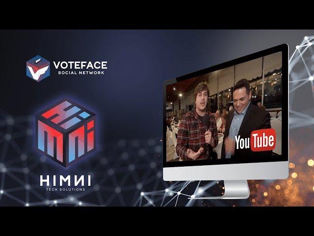 HIMNI | Confira o lançamento do VoteFace com Lucas Salles