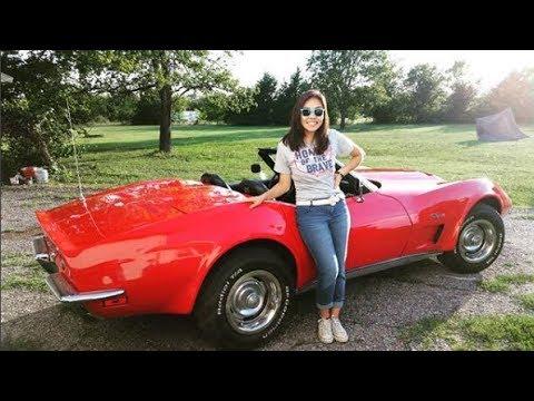 1973 Corvette Big Block Roadster Little Fixes Part 1