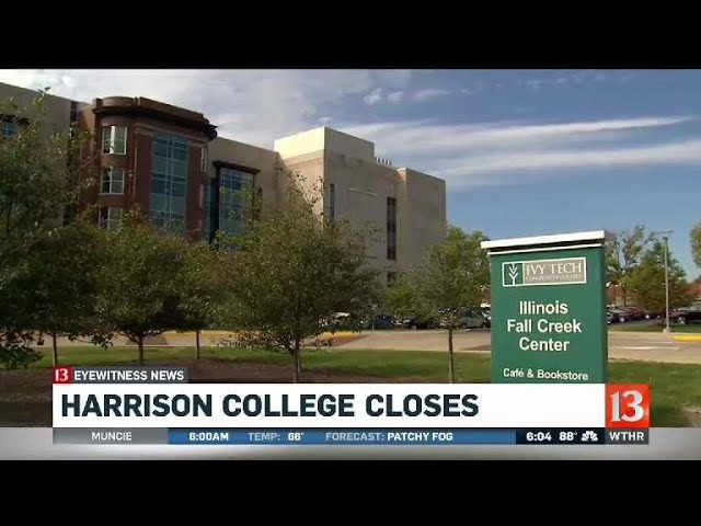 Ivy Tech Reaching Out To Harrison College Students Youtube