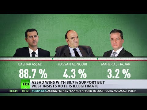 'Syrians voted against Western hegemony & intervention' - Assad advisor