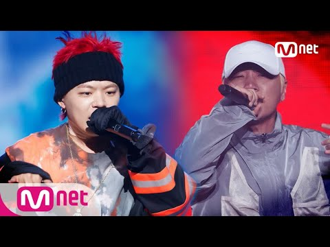 [ENG Sub] Show Me The Money777 [9회] 키드밀리 - ′MOMM′ (Feat. JUSTHIS) (Prod. 코드 쿤스트) @세미 파이널 181102 EP.9