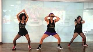 Anitta - Essa Mina é Louca feat. Jhama   Coreografia   Prof: MC Diesel