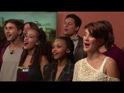 """RENT The Musical perform """"Seasons of Love"""" LIVE!"""