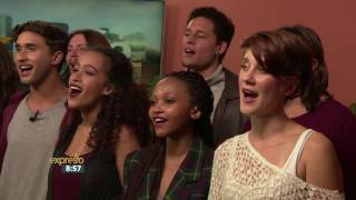 "RENT The Musical perform ""Seasons of Love"" LIVE!"