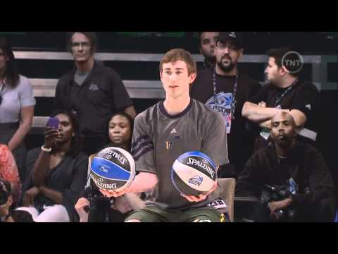 Jeremy Evans 2012 NBA Slam Dunk Champion Full Highlights