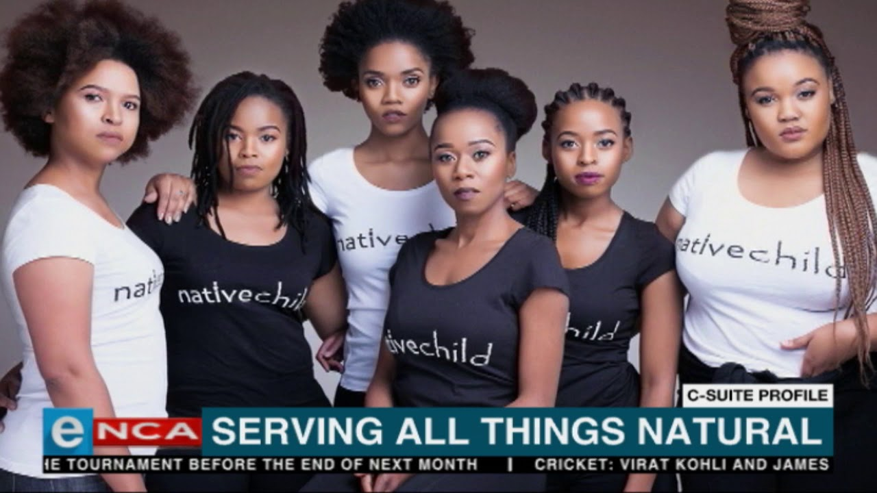 South Africa; Serving all things Natural: Trouble in finding products for Black Womens Hair