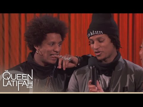 Les Twins On Their Rise To Fame | The Queen Latifah Show